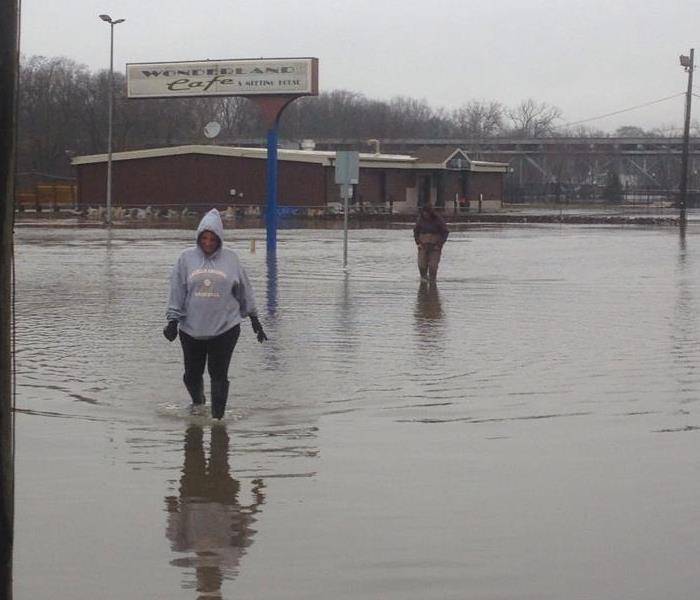 Berrien County flood