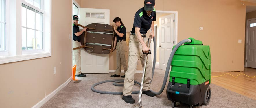 Niles, MI residential restoration cleaning